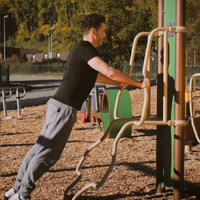 Vidéo d'exercices Out & Fit Gym JFI-0301